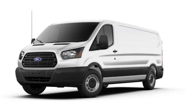 2019 Ford Transit-350 Base w/60/40 Pass-Side Cargo Doors Van Low Roof Cargo Van